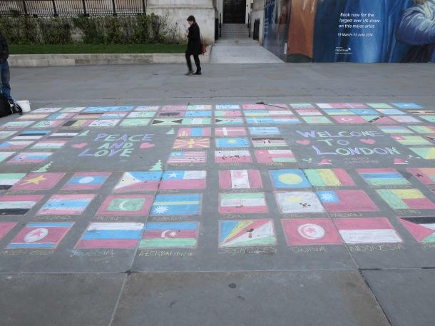 Trefalger Square London